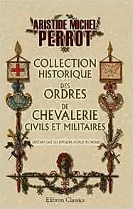 tableau chronologique des ordres éteints (French Edition): Aristide