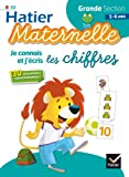 img - for Hatier Maternelle: Je Connais Et J'ecris Les Chiffres. Grande Section 5-6 Ans (French Edition) book / textbook / text book