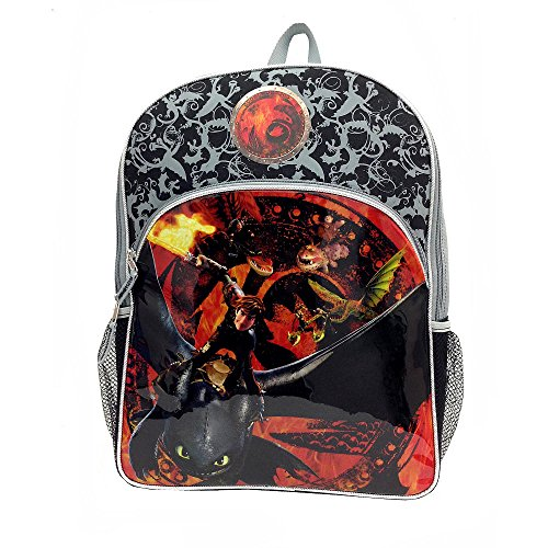 Dreamworks How to Train Your Dragon 2 School Backpack