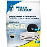 Catit Recharge 3 Filtres Fresh Clear pour Fontaine à Chat Compacte