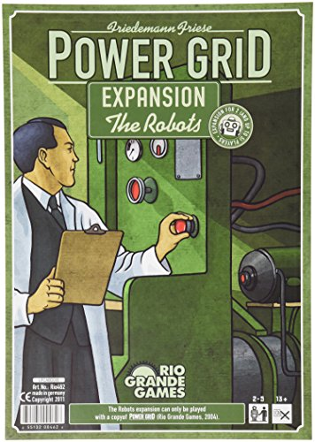 Power Grid the Robots - 1