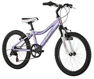 Diamondback Octane Jr Girls' Mountain Bike (2011 Model, 20-Inch Wheels)