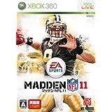 Madden NFL 11 [Japan Import]