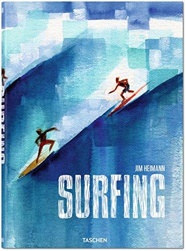 Surfing: 1778-Today (English) (English, German and French Edition)