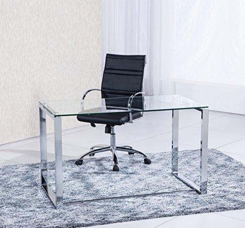 Mesas de cristal baratas online buscar para comprar for Mesas de oficina baratas