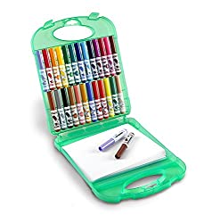 Crayola Pip Squeaks Markers Kit, Multi Color