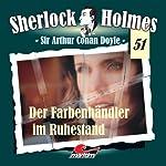 Der Farbenhändler im Ruhestand (Sherlock Holmes 51)   Arthur Conan Doyle