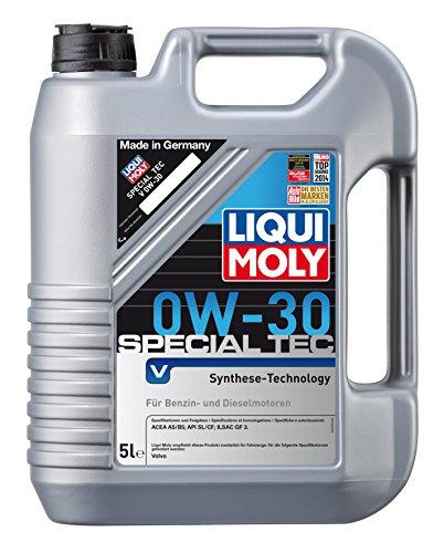 Liqui Moly 3769 Special Tec V Motoröl 0W-30 5 l Kanister Kunststoff
