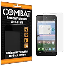 buy Warrior Wireless (Tm) Combat 6 Pack Anti-Glare Matte Screen Protector For Alcatel One Touch Sonic A851L + Bundle = (Item + Cellphone Stand) - By Thetargetbuys