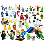 LEGO Education Community Minifigures Set 4598355 (256 Pieces)
