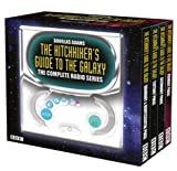 Douglas Adams The Hitchhiker's Guide to the Galaxy Box Set: The Complete Radio Series, Phases 1-5