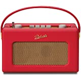 Roberts Revival R250 FM/AM/LW Portable Radio (Red)