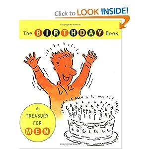 A Birthday Book: Men (Tiny Tomes) Daniel R. White