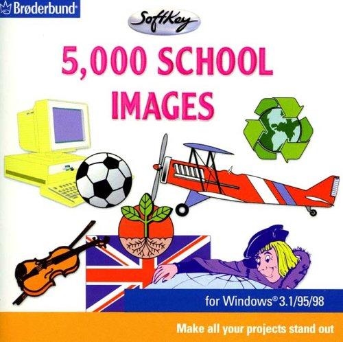 5000 School Images
