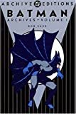 Batman Archives Vol. 1 (Archive Editions (Graphic Novels))