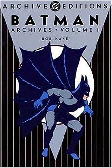 Amazon.com: Batman Archives, Vol. 1 (DC Archive Editions