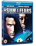 Image de Sum of All Fears [Blu-ray] [Import anglais]