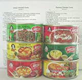 516B65HXTEL. SL160  Learn To Make Authentic Thai Curry. Six Thai Curry Paste Assortment. Great Gift!
