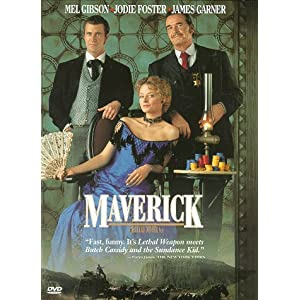 Click to buy Mel Gibson Movies: Maverick from Amazon!