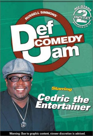 Def Comedy Jam - Best of Cedric the Entertainer,volumes 8 And 13