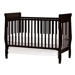 Graco Sarah 4 in 1 Convertible Crib - Espresso   Products and Promotions