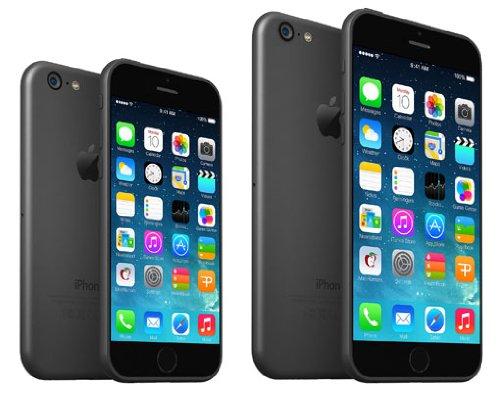 【米国版SIMフリー】iPhone6 アップル Apple 4.7インチ iPhone 6 搭載iOS 8 (ブラック, 64GB)