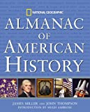 img - for National Geographic Almanac of American History book / textbook / text book