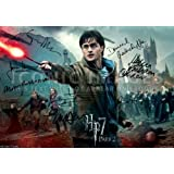 Print Tom Felton Alan Rickman: Harry Potter Poster: Posters & Prints