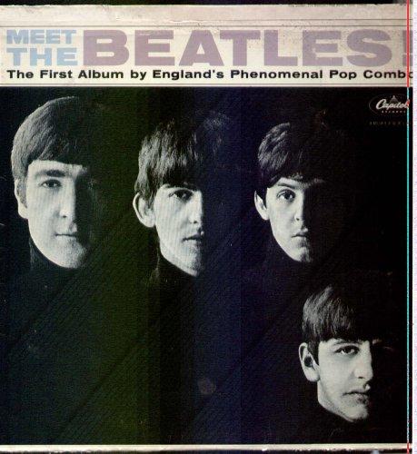 Beatles - Meet The Beatles  (Cd 2) - Lyrics2You