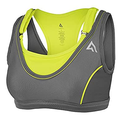 Active1st Adjustable Sports Bra - For all indoor and outdoor sports activities