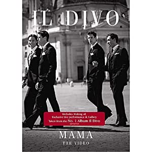 Il divo mama the video uk import il divo dvd blu ray - Il divo amazon ...