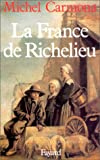 img - for La France de Richelieu (French Edition) book / textbook / text book