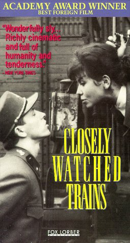 Closely Watched Trains [VHS]