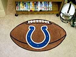 "Indianapolis Colts 22""x35"" Football Floor Mat (Rug)"