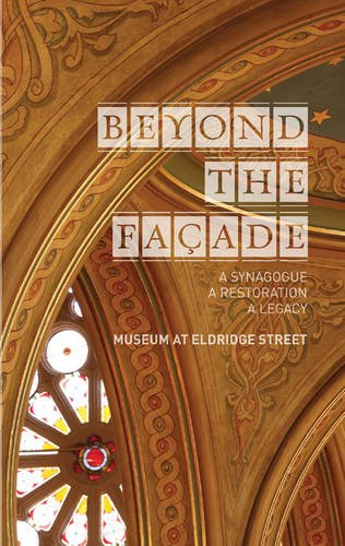 Beyond the facade a synagogue a restoration a for Legacy restoration