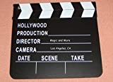 Hollywood Directors Film Movie Slateboard Clapper