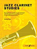 img - for Jazz Clarinet Studies book / textbook / text book