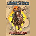 The Misadventures of Maude March Audiobook by Audrey Couloumbis Narrated by Lee Adams