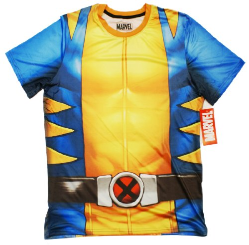 Wolverine All Over Suit T-Shirt