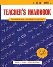 Teachers Handbook by Shrum