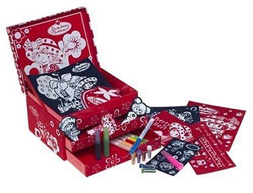 Strawberry Shortcake Fuzzy Box - Buy Strawberry Shortcake Fuzzy Box - Purchase Strawberry Shortcake Fuzzy Box (Mega Brands, Toys & Games,Categories,Arts & Crafts,Craft Kits)