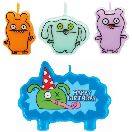 Uglydoll Mini Candle Set (4pc) - 1