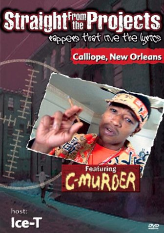 C-Murder: Straight From The Projects [DVD] [2004]