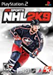 NHL 2K9 (Fr/Eng manual) - PlayStation 2