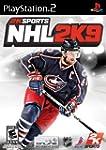 NHL 2K9 (Fr/Eng manual) - PlayStation 2
