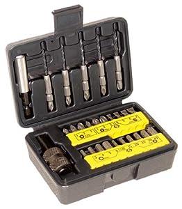 C.K T4519 Quick Change Bit/ Drill Set
