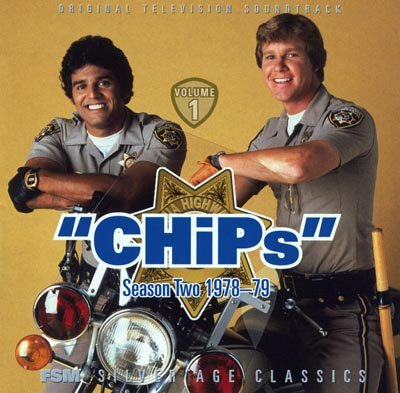 Chips, Volume 1: Season Two 1978-79