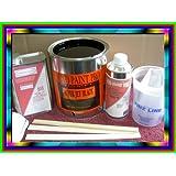 Auto Body Paint Single Stage Enamel Super Jet Black kit $ 79.00