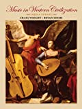 img - for Bundle: Anthology for Music in Western Civilization, Volume I: Media Update + Audio CD-ROM, Volume 1 book / textbook / text book