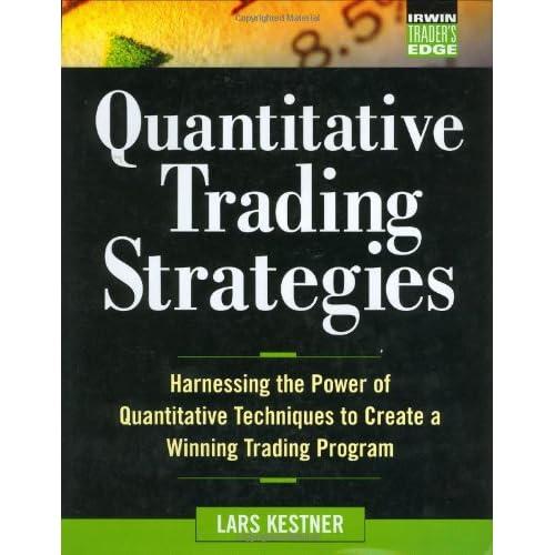 Quantitative trading strategies excel